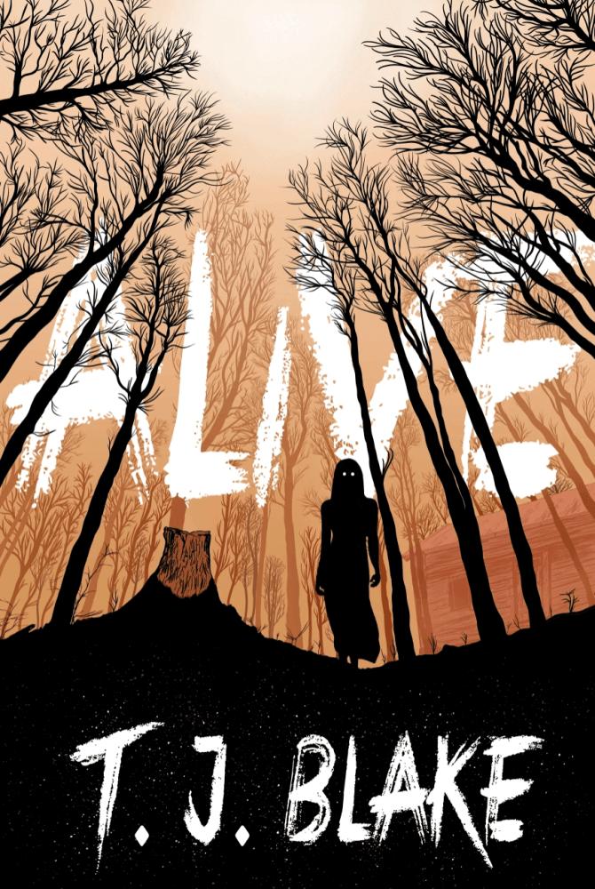 Alive T. J. Blake