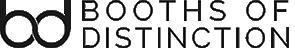 Booths of Distinction logo design