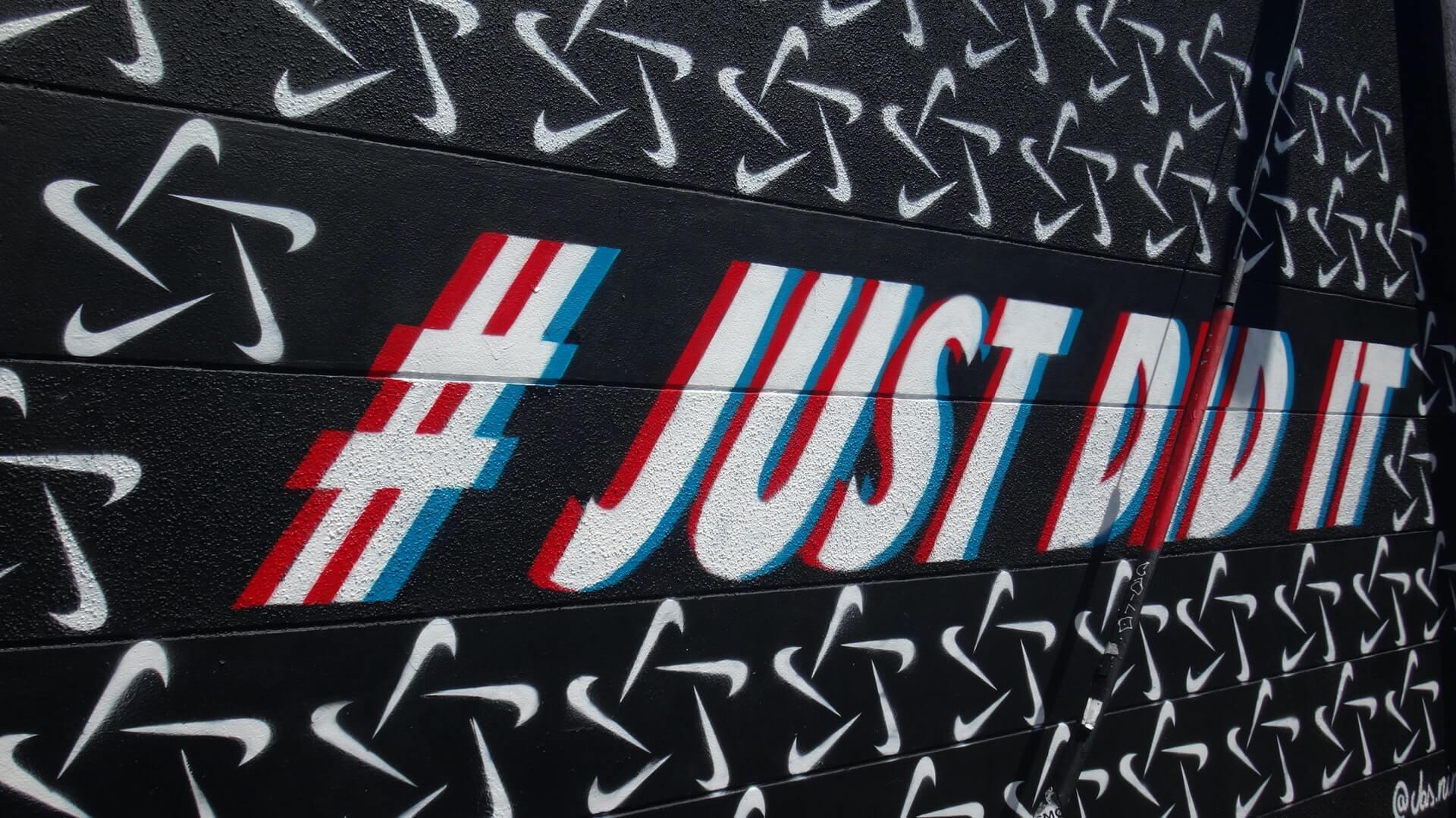Nike Just Do It Slogan