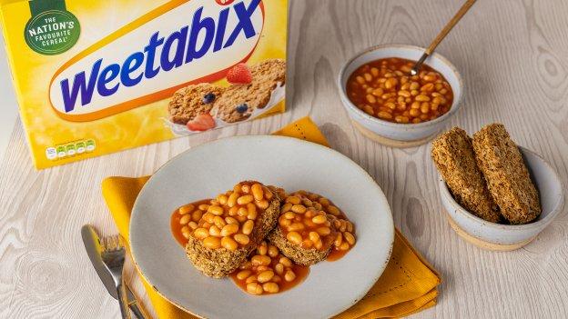 Weetabix with Beanz social media marketing