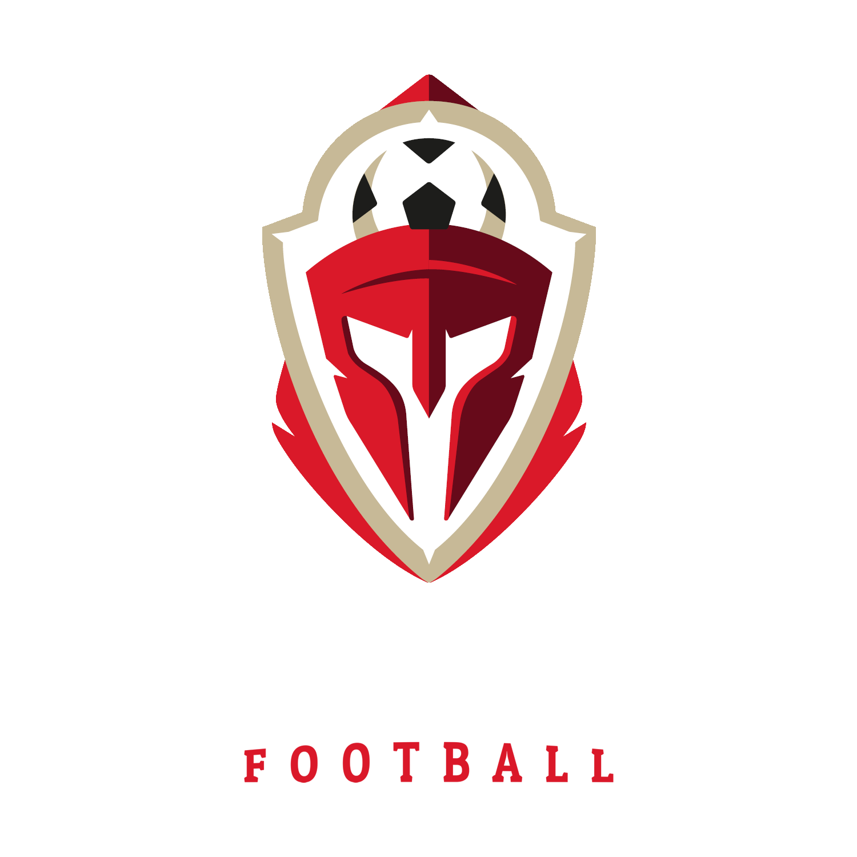 Website content writing for football coach & club - Titans Football Academy logo